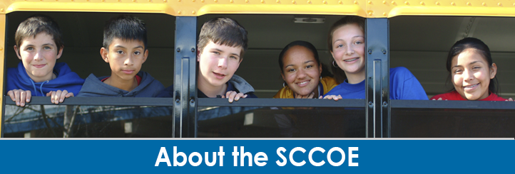 About the SCCOE banner