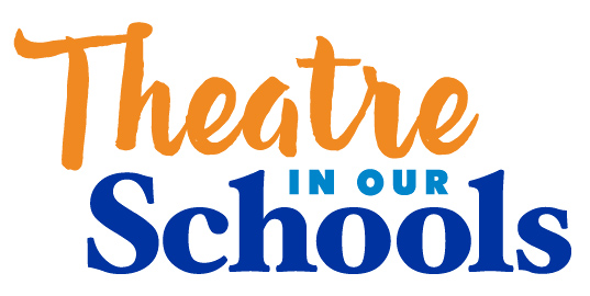Theater in Our Schools Logo