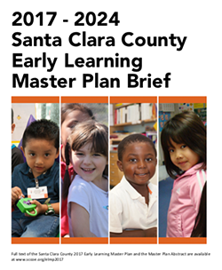 Brief Early Learning Master Plan 2017-2024