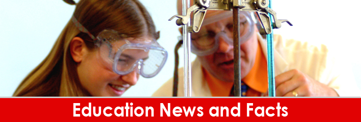Education News and Facts heading image