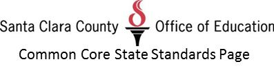 SCCOE Common Core State Standards webpage
