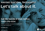 Suicide Prevention & Crisis