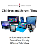 Children and Screen Time handout